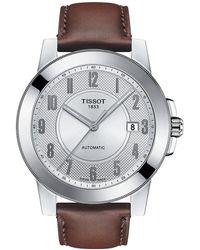 Tissot - Gentleman Swissmatic - T0984071603200 - Lyst