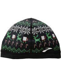 Brooks - Holiday Greenlight Beanie (black) Beanies - Lyst