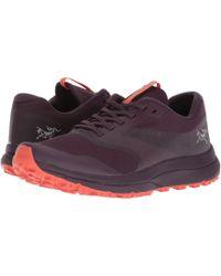 Arc'teryx - Norvan Ld (nightshadow/titanite) Women's Shoes - Lyst
