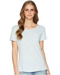 Mountain Khakis - Go Time Short Sleeve Crew (breeze) Women's Clothing - Lyst