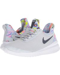 Nike - Renew Rival Premium (pure Platinum/black/multicolor/white) Women's Running Shoes - Lyst