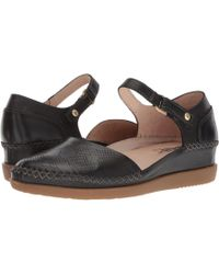 Pikolinos - Cadaques W8k-0548 (brandy) Women's Hook And Loop Shoes - Lyst