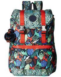 8a724b57d2 Kipling - Disney Junglebook Experience Backpack (bare Necessities) Backpack  Bags - Lyst