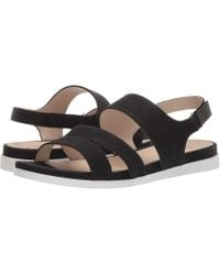 59ce5138751 LifeStride - Ashley 2 (black Lotus) Women s Sandals - Lyst