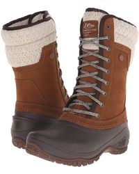 The North Face - Shellista Ii Mid - Lyst