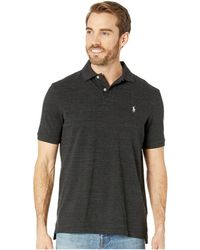 Polo Ralph Lauren - Classic Fit Polo (chalet Purple) Men's Clothing - Lyst
