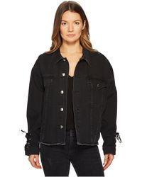 McQ - Oversized Laced Jacket - Lyst