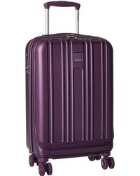 Hedgren - Transit Boarding Small Carry-on (snorkled Blue) Carry On Luggage - Lyst