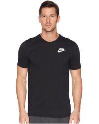 Nike - Dry Tee Dri-fittm Solid Swoosh 18 - Lyst