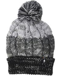 14c1bf162 Smartwool Micro 150 Pattern Beanie in Green - Lyst