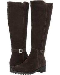 La Canadienne - Silvana (black Leather) Women's Boots - Lyst