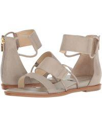Isola - Shiloh (nebula Grey Talco) Women's Flat Shoes - Lyst
