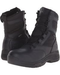 "Timberland - 8"" Valortm Duty Soft Toe Waterproof Side-zip - Lyst"