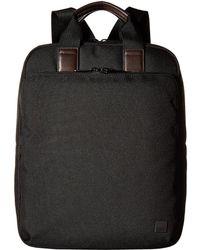 Knomo - Brompton James Tote Backpack (deep Army Green) Backpack Bags - Lyst
