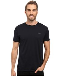 CALVIN KLEIN 205W39NYC - Short Sleeve Pima Cotton Crew T-shirt - Lyst