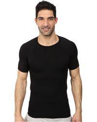 Spanx - Targeted Core Crew (black) Men's T Shirt - Lyst