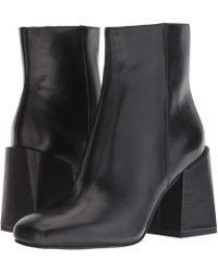 Nine West - Apphappy (black Leather) Women's Shoes - Lyst