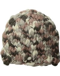 San Diego Hat Company - Knh3546 Chunky Space Dye Beanie (blush) Beanies - Lyst