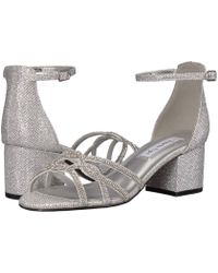 cb377aa2188 Touch Ups - Zoey (champagne) Women s Bridal Shoes - Lyst