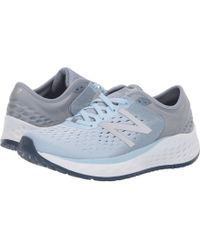 New Balance - Fresh Foam 1080v9 (white/black) Women's Running Shoes - Lyst