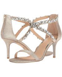 Badgley Mischka - Jaylee (light Gold) Women's Shoes - Lyst