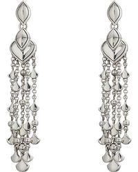 John Hardy - Legends Naga Chandelier Earrings (silver) Earring - Lyst