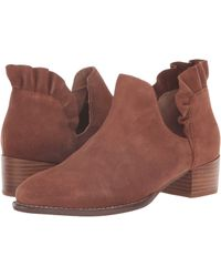 072b397c7b1 Seychelles - Renowned (cognac Suede) Women s Pull-on Boots - Lyst