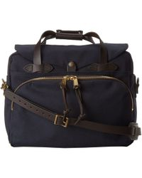 Filson - Padded Laptop Bag/briefcase (tan) Briefcase Bags - Lyst
