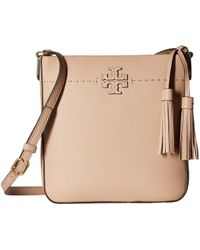 dfe951d170f5 Tory Burch - Mcgraw Swingpack (pale Violet) Handbags - Lyst