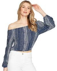 Lucy Love - Let It Loose Top - Lyst