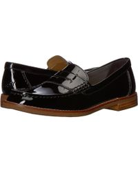 Sperry Top-Sider - Seaport Penny (navy) Women's Shoes - Lyst