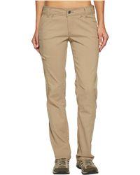 Prana - Hallena Pant (cargo Green) Women's Casual Pants - Lyst