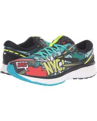 2f4ee47b34a Lyst - Brooks Ghost 10 Running Sneakers From Finish Line in Blue for Men