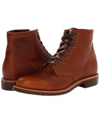 Chippewa - Service Boot (crazy Horse) Men's Boots - Lyst