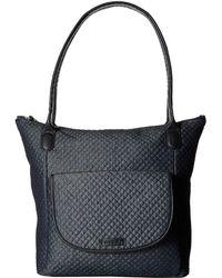 0b916684c2 Vera Bradley - Carson North south Tote (daisy Dot Paisley) Tote Handbags -