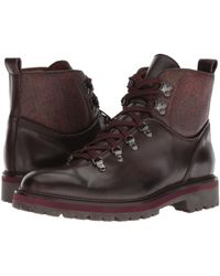 Etro - Hiking Boot (brown) Men's Boots - Lyst