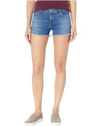 J Brand - 1044 Mid-rise Shorts In Radiate Destruct (radiate Destruct) Women's Shorts - Lyst