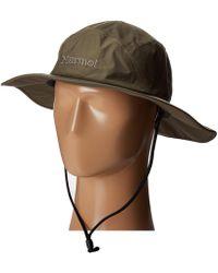 Marmot - Precip Safari Hat - Lyst