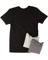 Polo Ralph Lauren - 3-pack Crew T-shirt - Lyst
