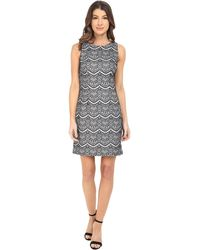 Jessica Simpson - Bonded Lace Dress - Lyst