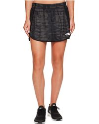 The North Face - Rapida Skirt - Lyst