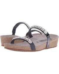 Mephisto - Ivana (nickel Star) Women's Sandals - Lyst