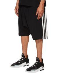 Y-3 - 3-stripes Shorts - Lyst