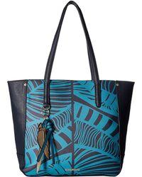 Tommy Bahama - Drake Bay Tote (ocean Deep) Tote Handbags - Lyst