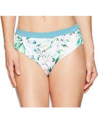 Next By Athena - Capri Intuition High-waist Pants (multi) Women's Swimwear - Lyst