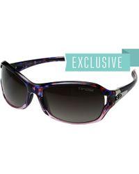 Tifosi Optics - Dea Sl (crystal Brown/black) Sport Sunglasses - Lyst