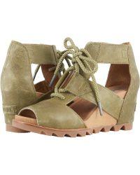 Sorel - Joanie Lace (kettle) Women's Boots - Lyst