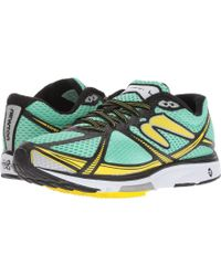 b221a2a73f8c Newton Running - Kismet 4 (spring Green yellow) Women s Running Shoes - Lyst