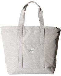 1be3dfb8c2a Herschel Supply Co. - Bamfield Mid-volume (winter Floral) Tote Handbags -