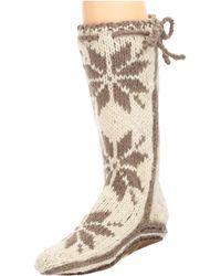 Woolrich - Chalet Sock (birch) Women's Slippers - Lyst